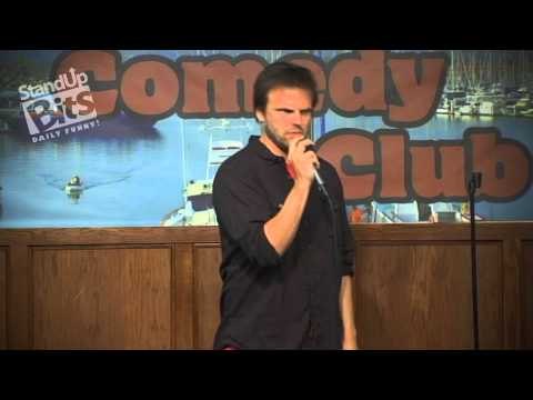 Jokes About Dog: Eddie Pence Tells Funny Dog Jokes! – Stand Up Comedy